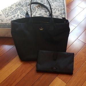 Kate Spade Baby Bag w/ changing pad ( unused)